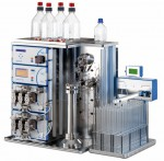 LABOPREP HPLC Workstations Controlled by the Integrated System-Controller of the HD-5000 Pump